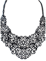 cheap -Women's Fashion Statement Jewelry Cute Style European Statement Necklace Pearl Necklace Pearl Alloy Statement Necklace Pearl Necklace ,