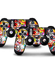 cheap -New Protective Skin Sticker for PS4 Controller (UG-039,045,047)