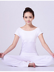 cheap -Yoga Clothing Sets/Suits Pants+Tops Breathable / smooth / Wicking High Elasticity Sports Wear Women's-OthersYoga