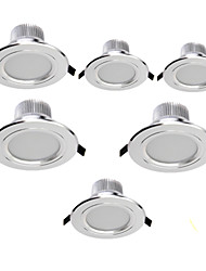 LED Downlights Recessed Retrofit 15 SMD 5630 700 lm Warm White Cold White 3000/6000 K Decorative AC 85-265 V
