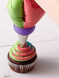 cheap -Three Colors Pastry Decoration Tube
