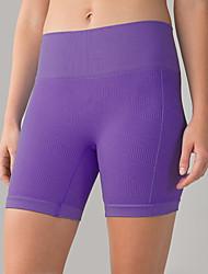 Femme Shorts de Course Séchage rapide Perméabilité à l'humidité Haute respirable (>15,001g) Respirable Compression Anti-transpiration