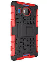 Гибридный воздействие брони прочный корпус подставка чехол для Nokia Lumia 950 аргументы за Nokia 950 случая