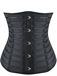 Shaperdiva Women's Retro Waist Trainer Corset Body Shapewear