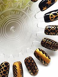 economico -1 Perline diamantini decorativi per unghie Astratto Fantasie design per manicure