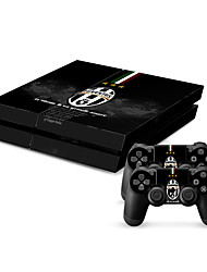 cheap -New Protective Sticker Cover Skin for PS4(TN-PS4-0396)