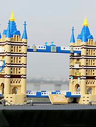 Недорогие -Конструкторы Для получения подарка Конструкторы Модели и конструкторы Пластик Игрушки