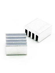 Aluminum Radiators Power Module Heat Sinks (8.8 x8.8*5mm / 2PCS)