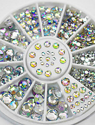 cheap -300pcs Rhinestones Nail Jewelry Other Decorations Fashion Lovely High Quality Daily