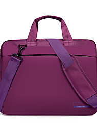cheap -Fopati® 15inch Laptop Case/Bag/Sleeve for Lenovo/Mac/Samsung Purple/Orange/Black/Pink
