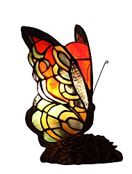 cheap -Kids' Lapms Butterfly Lamp for Tiffany lamp