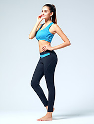 cheap -CONNY Women's Running Tights Gym Leggings Breathable Sweat-wicking Bottoms Yoga Pilates Exercise & Fitness Leisure Sports Cycling / Bike