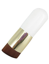 White Foundation Brush Face Makeup Brush Blush Makeup Tool Kabuki Brush
