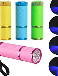 Mini-LED-UV-Lampe professionelle LED-Lampe Gel-Polnisch-Nagel-Trockner-LED-Taschenlampe 10s schnelle Heilung für Nagelgel