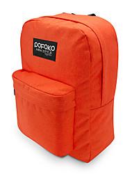Недорогие -pofoko® 15,6-дюймовый водонепроницаемый ноутбук рюкзак розовый / красный / оранжевый
