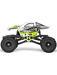 RC Car WL Toys 24438 2.4G Rock Climbing Car Off Road Car High Speed 4WD Drift Car Buggy 1:24 Brush Electric KM/H Remote Control