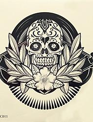 abordables -1 Non Toxic Modelo Tatuajes Adhesivos Clásico Alta calidad Diario