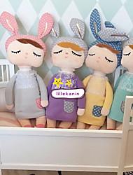 Недорогие -детские игрушки мягкие 35см милые набивной ткани куклы плюшевые игрушки Анджела кролик кукла Рождество девушка подарок на день рождения
