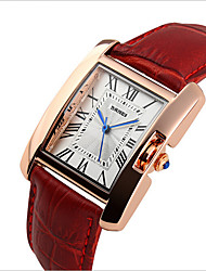 cheap -Women Fashion Trend In Students Ms Han Edition Leather High-Grade Quartz Watch Strap Watch