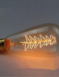 E27 AC220-240V 40W Incandescent Light Bulbs Lighting Antique Edison Bulb Christmas Tree