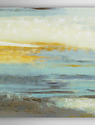 ručně malované olejomalba abstraktní nebe s natažené rámem 7 stěny arts®
