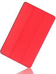 levne -Carcasă Pro Huawei Huawei pouzdro Celý kryt Jednobarevné Pevné PU kůže pro
