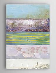 ručně malované olejomalba abstraktní barevné ⅵ s nataženém rámem 7 stěny arts®