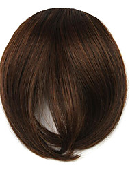 Wig Brown 7CM High-Temperature Wire Oblique Bangs Colour 2/30