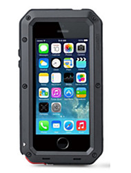 Toophone® JOYLANDSuper Cool Metal Transformer Waterproof Dustproof Anti Scrape Back Case for iPhone 4/4S
