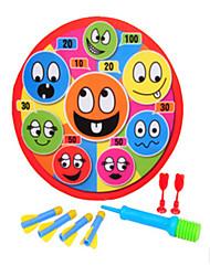 Недорогие -счастливые спортивные игрушки для детей игрушки ле гнездо - мишень