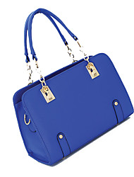 Women Bags All Seasons PU Tote for Shopping Casual Formal Office & Career Black Purple Fuchsia Blue Wine
