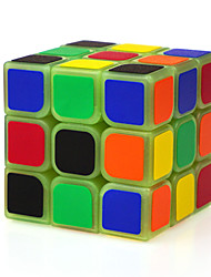 baratos -Rubik's Cube YONG JUN Luminoso Glow Cube 3*3*3 Cubo Macio de Velocidade Cubos mágicos Cubo Mágico Nível Profissional Velocidade Brilha no