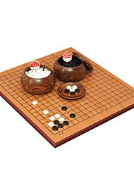 Недорогие -королевская улица фарфора шахматные фигуры деревянные двусторонняя двойного назначения борту 2,5 см + тип б двухсторонняя доска новое