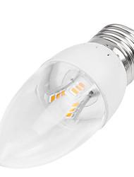cheap -350-400 lm E14 / B22 / E26 / E27 LED Candle Lights Recessed Retrofit 18LED LED Beads SMD 2835 Decorative Warm White / Cold White 85-265 V / 1 pc / RoHS / CCC