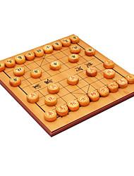 Недорогие -королевская улица фарфора шахматные фигуры деревянные двусторонняя двойного назначения борту 2,5 см + 5 баллов Кокоболо шахматная доска