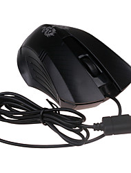 cheap -Wired USB Optical Office Mouse