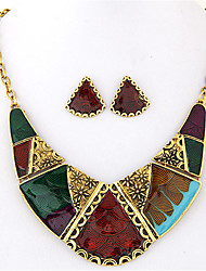 Zestawy biżuterii vintage