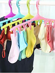 Travel Plastic,Hangers Underwear Cloth Laundry