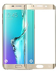 cheap -ASLING 0.2mm 3D Full Cover Arc Explosion-proof Tempered Glass Screen Protector for Samsung S6 Edge Plus