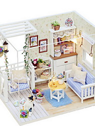 Hand Assembled Toys Wisdom Fun House Diy Hut