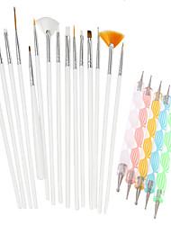 cheap -20pcs/Set Drafting Tools & Accessories Brushes Accessories Painting Brushes Painting Accessories Other Accessories Tools & Accessories