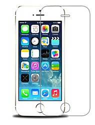 abordables -Protector de pantalla Apple para iPhone 6s Plus iPhone 6 Plus iPhone SE/5s 1 pieza Protector de Pantalla Frontal A prueba de explosión