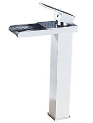 cheap -Aquafaucet Unique Bathroom Sink Vessel Faucet Vanity Mixer Tap Oil Rubbed Bronze Lavatory Mixer Tap Brass