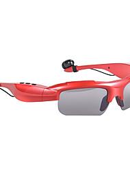 Bluetooh 4.1 óculos inteligentes sem fio com função de falar