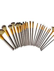 abordables -Pinceles de maquillaje Profesional Sistemas de cepillo Otros Portátil Metal