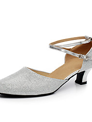 cheap -Women's Modern Shoes Sparkling Glitter / Paillette / Patent Leather Sandal / Sneaker / Heel Indoor / Performance Sparkling Glitter /