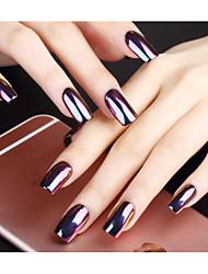 abordables -2 Nail Art Decoración Las perlas de diamantes de imitación maquillaje cosmético Nail Art