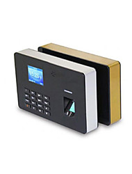 W280 Color Display Voice Punch Card Machine Type Fingerprint Attendance Machine Free Installation Software
