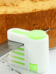 2Pcs Adjustable Toast Bread Slicer Cake Shard Layered Auxiliary Divider