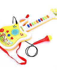 Недорогие -Действие рис / Музыка игрушки Пластик Радужный Логические игрушки Музыка игрушки